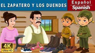 Download El Zapatero y los Duendes | Cuentos para dormir | Cuentos Infantiles | Cuentos De Hadas Españoles Video