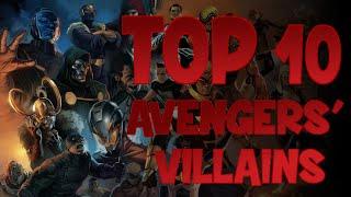Download Thorgi's Ten - Top 10 Avengers Villains Video