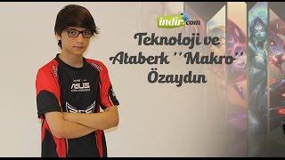 Download Türkiye'nin En Genç Profesyonel e-spor Oyuncusu 'Makro' ile Röportaj Video