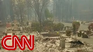 Download Rain will bring relief and risk of mudslides to California wildfires Video
