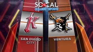 Download CCCAA Men's Basketball: Ventura at San Diego City - 3/3 - 7pm Video
