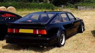 Download Rover SD1 VS Aston Martin V8 Vantage Video
