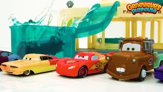 Download Color Changing Disney Cars Learning Video for Kids - Race Day Fun! Video