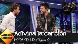 Download Motos somete al reto '¿Qué canción es?' a Pablo López - El hormiguero 3.0 Video