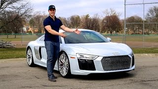 Download 2017 Audi R8 V10 Review! - Is It TOO REFINED? Video