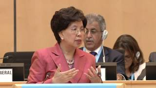 Download WHO: WHA 69 - Speech by Dr Margaret Chan, WHO Director-General Video