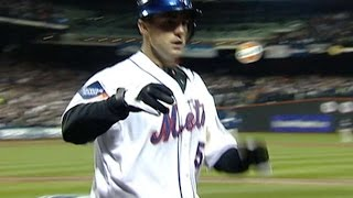 Download SD@NYM: Wright hits first Mets homer at Citi Field Video