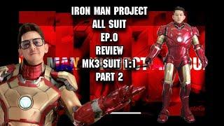 Download Rewiew Iron Man Suit Mk3 Part2 Video