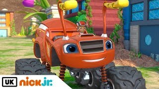 Download Blaze and the Monster Machines | The Big Ant-venture | Nick Jr. UK Video