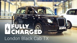 Download London Black Cab TX | Fully Charged Video