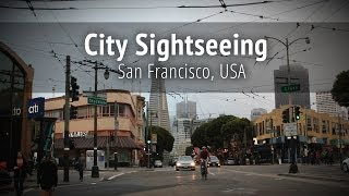 Download City Sightseeing Bus San Francisco, USA Video