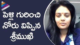 Download Sreemukhi Opens Up about her Marriage | Sreemukhi FB Live Chat with Fans | Telugu Filmnagar Video
