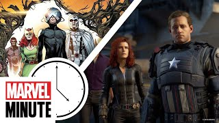 Download Marvel's Avengers game, X-Men comic news, and more! | Marvel Minute Video