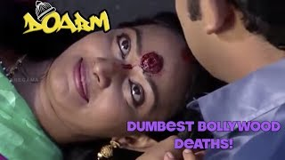 Download DOABM 11- DUMBEST BOLLYWOOD DEATHS! Video