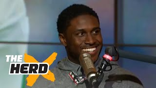 Download Reggie Bush reveals the best player he ever played with | THE HERD (FULL INTERVIEW) Video
