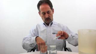 Download Chlorine in Tap Water - Watch How Fast It Absorbs into Your Skin Video