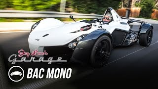 Download BAC Mono - Jay Leno's Garage Video