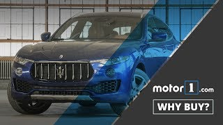 Download Why Buy? | 2017 Maserati Levante Review Video
