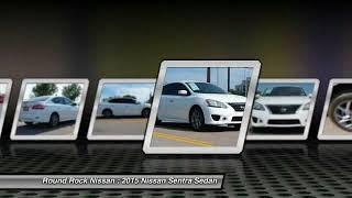 Download 2015 Nissan Sentra Round Rock TX FY374243 Video