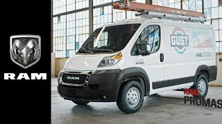 Download 2019 Ram ProMaster | Product Features Video