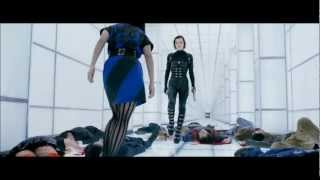 Download Resident Evil 5: Retribution. White Corridor Fight Scene. HD 1080p. Video