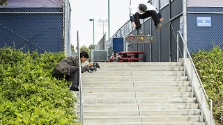 Download How Chris Joslin's Tough Childhood Turned Him Into One Of The Best Skaters Video