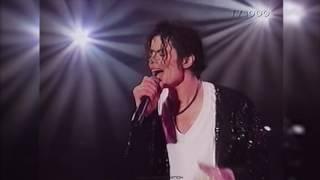 Download Michael Jackson - Billie Jean - Live Gothenburg 1997 - HD Video