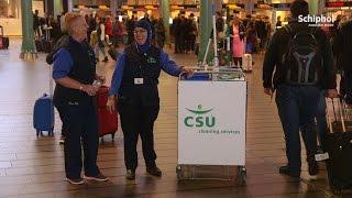 Download Start je baan op Schiphol: Schoonmakers Video