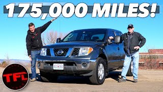 Download Here's Why I Prefer The Old Nissan Frontier Over the New One — Dude, I Love My Ride! Video