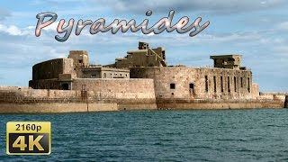 Download The Pyramids of Cherbourg, Normandy - France 4K Travel Channel Video