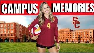 Download MOST MEMORABLE USC CAMPUS SPOTS Video