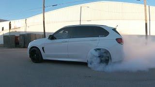 Download BMW X5M BURNOUT - F85 - @BMWadrenaline Video