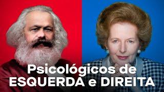 Download OS PERFIS PSICOLÓGICOS DE QUEM É DE DIREITA E DE QUEM É DE ESQUERDA | Luiz Hanns Video