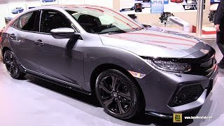 Download 2017 Honda Civic Hatchback 1.5T - Exterior and Interior Walkaround - 2017 Geneva Motor Show Video
