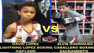 Download The BEST 10 Year old BOXER in the Country, DAVID LOPEZ Video