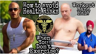 Download KBB S2E5 : IF YOU DON'T EXERCISE - Kya hota hai body mein? | DR.EDUCATION (Hindi) Video