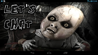 Download Let's Chat (Horror Game) - Burn That Creepy Doll! Video