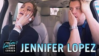 Download Jennifer Lopez Carpool Karaoke Video