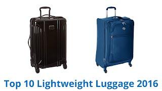 Download 10 Best Lightweight Luggage 2016 Video
