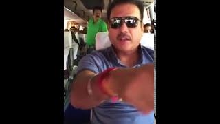 Download Indian cricket team wishing Happy Holi Video