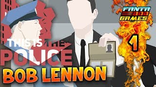 Download JE SUIS LA POLICE !!! -This is the Police - Ep.1 avec Bob Lennon Gameplay PC 1080p60 FR Video