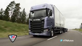Download TN Autos junto a Scania en Suecia Video