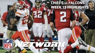 Download Chiefs vs. Falcons Highlights (Week 13) | Deion Sanders & LT GameDay Prime | NFL Network Video