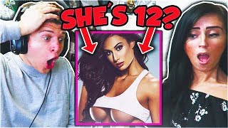 Download GUESS HER AGE CHALLENGE!! w/ MY GIRLFRIEND (IMPOSSIBLE) Video