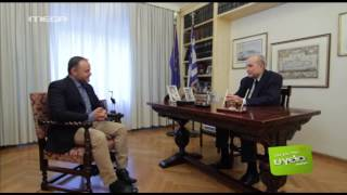 Download Ο Κωνσταντίνος Μητσοτάκης μιλάει για την σχέση του με τους Γιατρούς και για τα φάρμακα aythormhtos Video