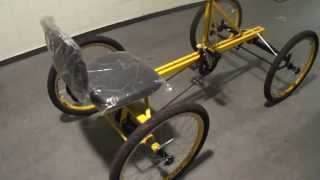 Download Bicicleta quadriciclo com 18 marchas. Video