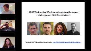 Download eLife Community Webinar Series – Addressing the career challenges of bioinformaticians #ECRWednesday Video