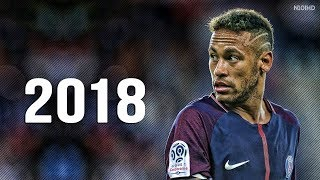 Download Neymar Jr ► PSG | Crazy Dribbling Skills ○ 2017-2018 HD Video