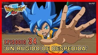 Download Inazuma Eleven Go Chrono Stones - Episodio 34 español «¡Un rugido de despedida!» Video