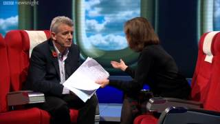 Download NEWSNIGHT: Ryanair boss defends the company's controversial practices Video